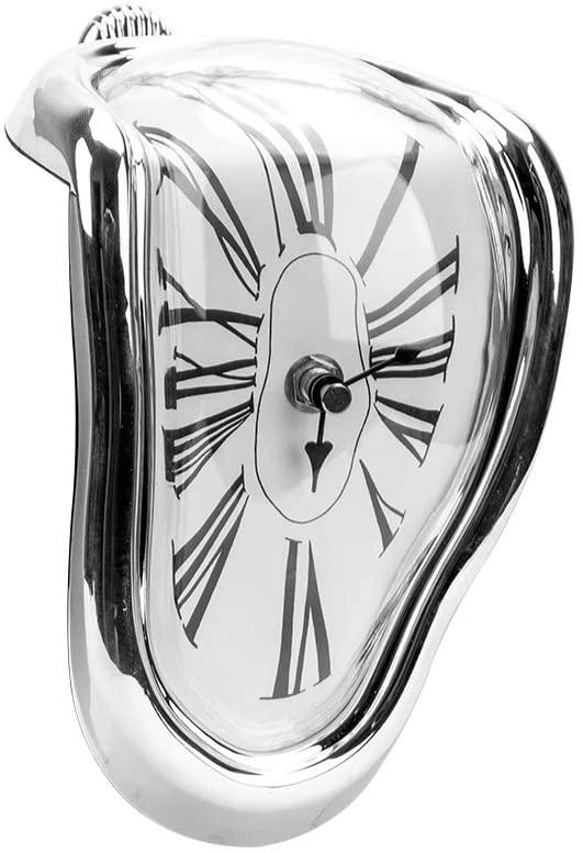 Grafik weiche Uhr